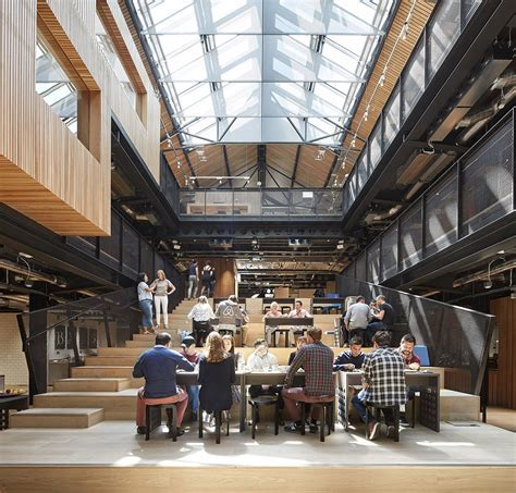 heneghan peng architects   Airbnb EMEA Headquarters   Dublin