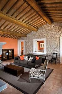 L U0026 39 Architetto Giovanna Signorini Ha Eseguito Con Cura E Amonia Il Restauro Di Un Casale Nella