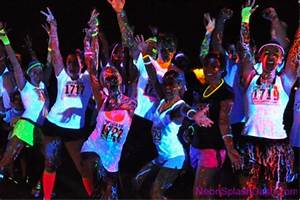 THE WELLNESS TRAIL NEON RUN GAUTENG 17 MAY 2014