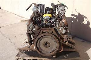 R  F  Engine International Ih 7 3 Idi Nat Engine Complete