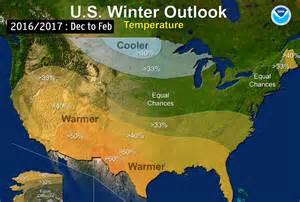 2017 Winter Weather Outlook