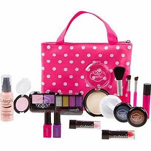 Cutegirl Cosmetics Pretend Play Makeup Kit. Designer Girls ...