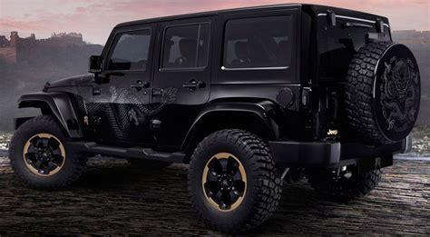 Wrangler Dragon Concept, Jeep Apunta A China