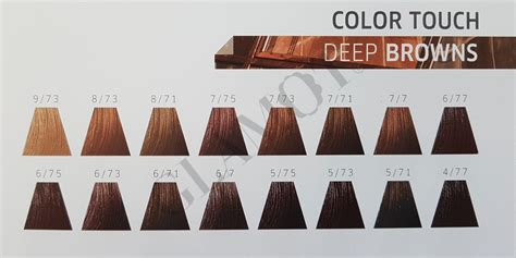Wella Professionals Color Touch Deep Browns Semi