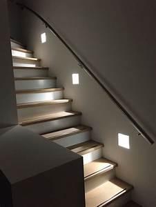 Lampen Trapp Daaden : 25 beste idee n over inbouw verlichting op pinterest hal verlichting en keuken plafondverlichting ~ Markanthonyermac.com Haus und Dekorationen