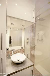les 20 meilleures idees de la categorie salle de bain 3m2 With porte de douche coulissante avec renovation salle de bain versailles