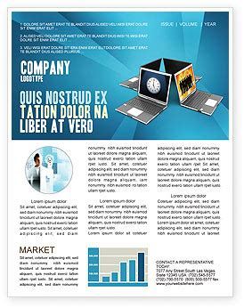 Team Newsletter Template by Distance Team Work Newsletter Template For Microsoft