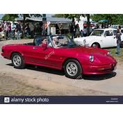 Alfa Romeo Spider Stock Photos &