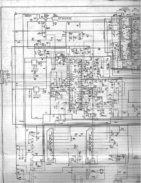 panasonic panasonic ct 20g12v chasis teamx5 pdf diagramas de televisores lcd y plasma