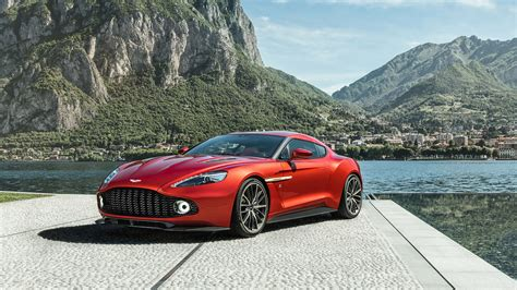 Aston Martin Vanquish Hd Picture by 2017 Aston Martin Vanquish Zagato Wallpapers Hd Images