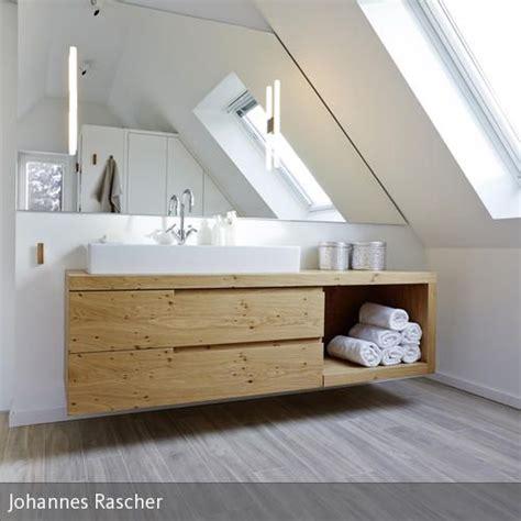 Waschtisch Holz Modern by Modernes Einrichten Dachgeschoss Ianewinc