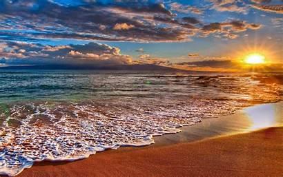 Desktop Beach Wallpapers Sunsets Sunset Backgrounds