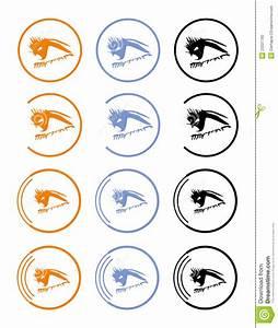 Eye Doctor Symbol Stock Photo - Image: 23337790