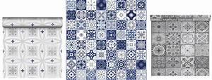 Papier Adhésif Carreaux De Ciment : la d co imitation carreaux de ciment joli place ~ Premium-room.com Idées de Décoration