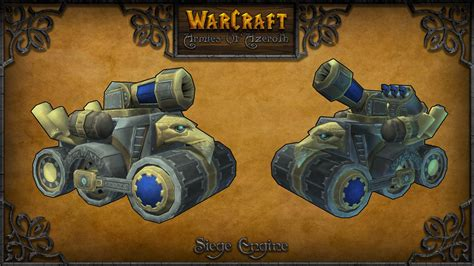 siege engines siege engine image warcraft armies of azeroth mod for