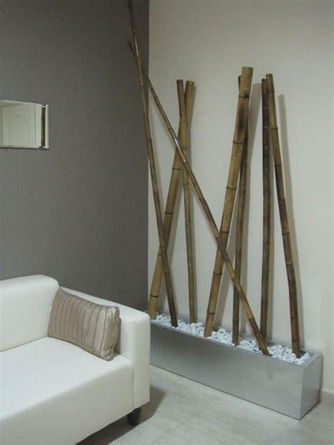 decorar  canas de bambu