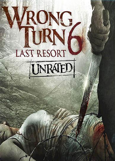 wrong turn   resort  full   filmxy