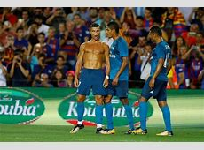 Barcelona 13 Real Madrid quick review as Cristiano