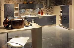 Graue Küche Welche Wandfarbe : k chentrends des jahres musterhaus k chen fachgesch ft ~ Markanthonyermac.com Haus und Dekorationen