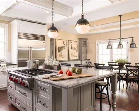 kitchen island cooktop kitchen island designs with seating and stove