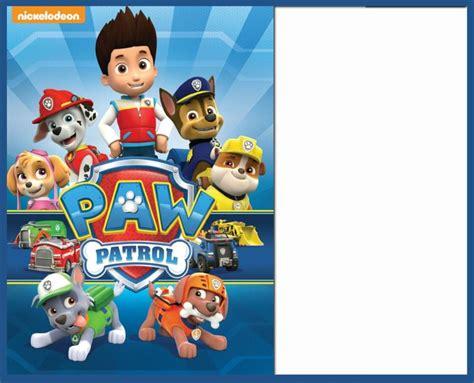 paw patrol invitation template paw patrol templates pa patrol cupcake toppers best 20 paw patrol badge ideas on paw
