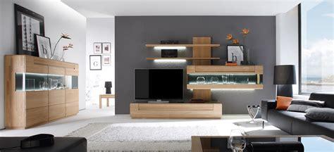 Delgado Schrankwand Wohnzimmer » Decker Massivholzmöbel