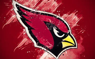 wallpapers arizona cardinals  logo grunge