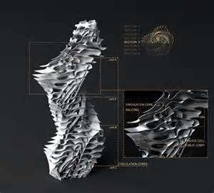 hochschule fã r design sections of algorithimic tower parametric design by dec flickr