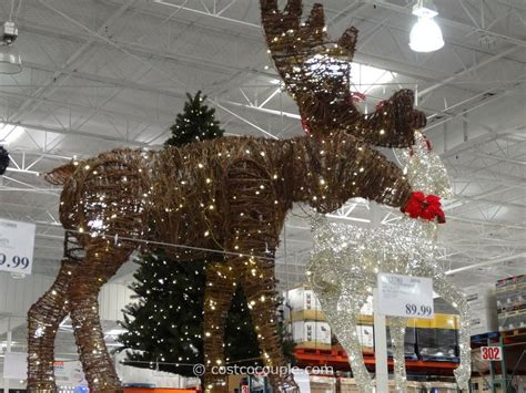 philips   grapevine moose costco christmas