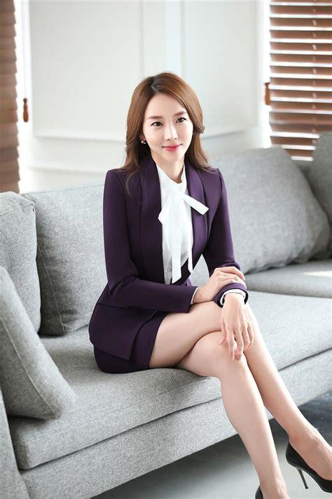 2021 3XL Plus Size Beautiful Lady Fashion Business Suits ...