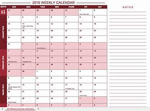 free excel calendar templates With year long calendar template