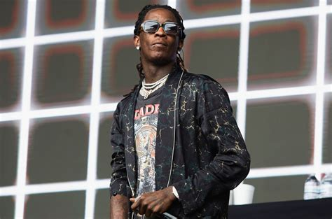 Young Thug Released From Georgia Jail After Posting Bond ...