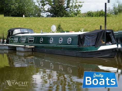 Buy A Widebeam Boat by Amsterdam 60 Widebeam For Sale Daily Boats Buy