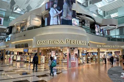 changi airport places    world  shopper spend