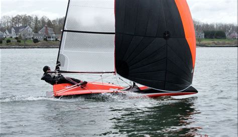 Single Handed Sailing Boats by Mxnext A New Single Handed Skiff Gt Gt Scuttlebutt Sailing News
