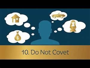 10. Do Not Covet - YouTube