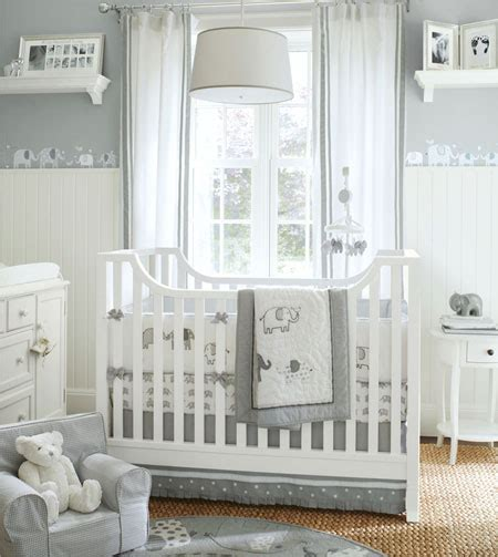 How To Design A Genderneutral Nursery  Pottery Barn Kids