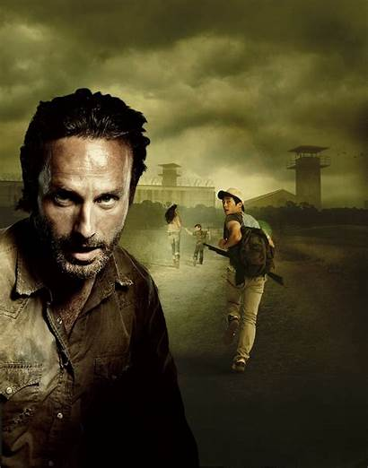 Walking Rick Dead Andrew Lincoln Grimes Riggs