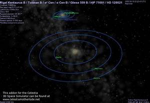 Alpha Centauri System Hubble - Pics about space