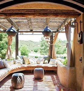 Pergola Holz Modern : mediterrane terrassenberdachung m belideen ~ Michelbontemps.com Haus und Dekorationen