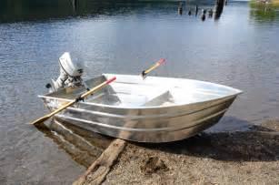 10 Foot Aluminum Boat