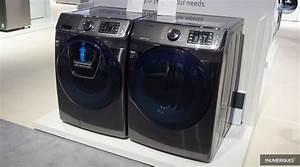 Laver Couette Machine 7kg : samsung d voile un lave linge addwash d 39 une capacit de 16 kg les num riques ~ Nature-et-papiers.com Idées de Décoration
