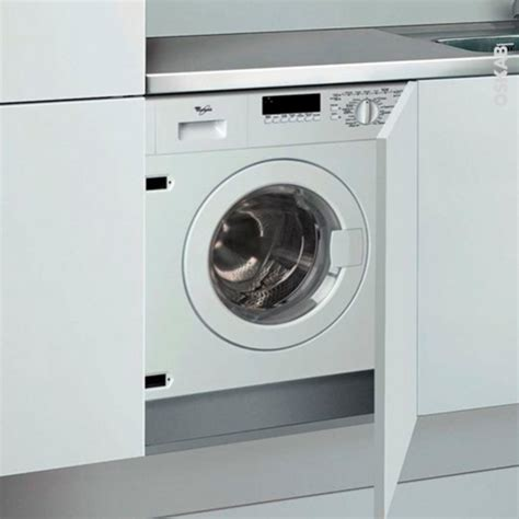 lave linge s 233 chant 60cm int 233 grable 6kg whirlpool awz612 oskab