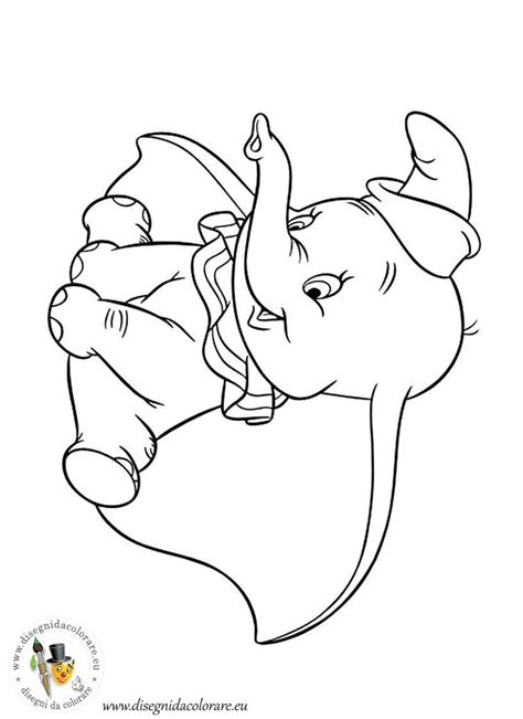 disegni walt disney baby 26 best images about dumbo disney coloring pages on
