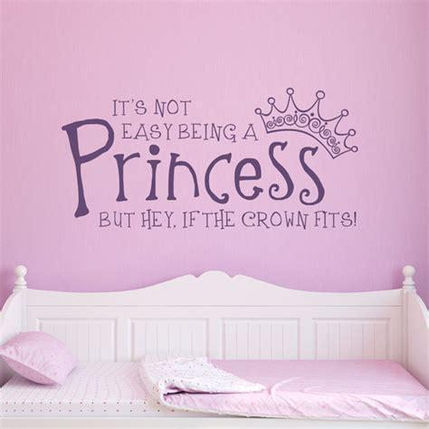 princess wall stickers interior design ideas