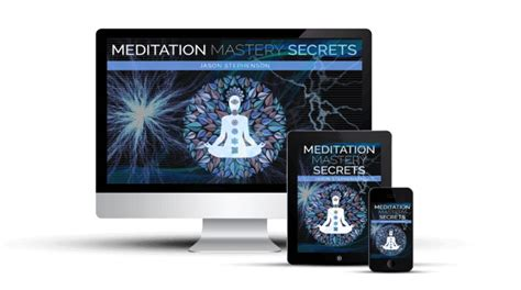 Meditation Mastery Secrets Review  Does It Really Work?