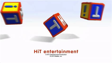 Dhx Media/hit Entertainment/fisher Price (2016)