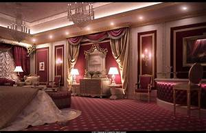 GEORGE V Private Royal Suite - by STRAIGHTLINE Interiors