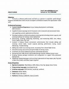 sample resume for hadoop fresher resume ixiplay free With big data hadoop fresher resume
