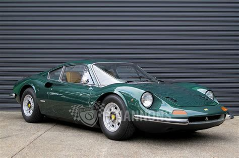 Sold Ferrari Dino 246 Gt Coupe Auctions  Lot 26 Shannons